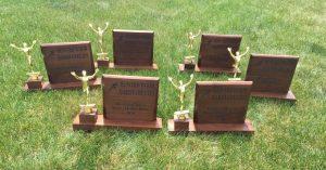 Howard Wood Trophies
