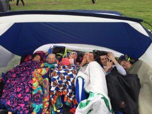 team bonding in yankton
